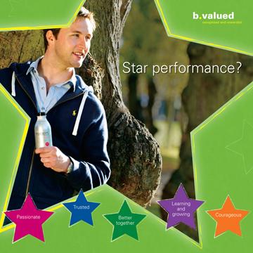 Britvic Stars