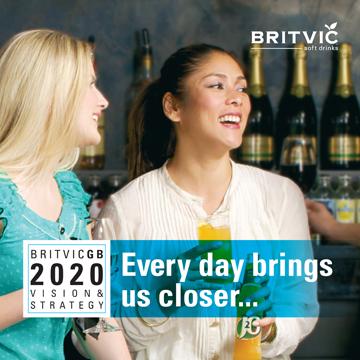 Britvic GB: enjoying life's everyday moments